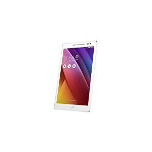 ASUS タブレットPC(端末)・PDA ASUS ZenPad 8.0 Z380KL-WH08 SIMフリー [ホワイト] [OS種類:Android 5.0.2 画面サイズ:8インチ CPU...