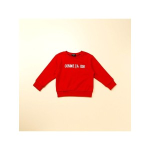 【SALE/10%OFF】COMME CA ISM ファミリートレーナー(キッズサイズ) コムサイズム カットソー【RBA_S】【RBA_E】