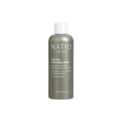 【NATIO FOR MEN Calming Aftershave Balm】 ナティオ アフターシェーブ バーム [海外直送品]
