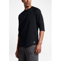 Nike Air Jordan Pure Money 23 3/4 Sleeve T-Shirtメンズ Black ナイキ ジョーダン 七分丈 Tシャツ JORDAN PURE MONEY 23...