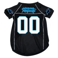 NFL Carolina Panthersペットジャージー L