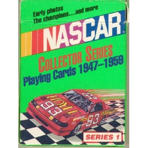 NASCAR CollectorシリーズPlaying Cards 1947–1959年シリーズ1