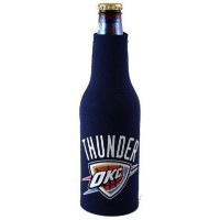 Oklahoma City Thunder Bottle SuitクージーCooler Coozie