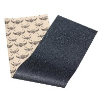 Jessup Skateboard Griptape Sheet (9-Inch x 33-Inch, Black) by Jessup Grip Tape