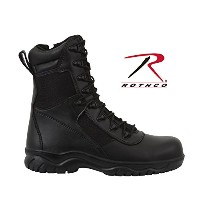 Rothco Side zip-composite Forced Entry Tact Boot ブラック