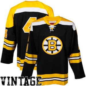 NHL Mitchell & Ness Bobby Orr Boston Bruins Authentic Throwback jersey-gold ( 56 )