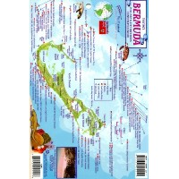 Bermuda Mini-map & Reef Creatures Identification Guide - Fish ID by Franko's Map