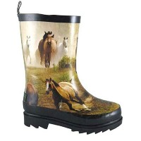 Smoky Mountain Childs Running Horse Boot