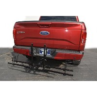 2 Bike Carrier Hitch Bike Rack Two Bicycle Carriers Platform Bike Rack by EZ Travel Collection