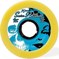 SECTOR 9 DD 70mm 78a/90a YEL/BLU (Set Of 4) by Sector 9