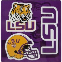 NCAA Louisiana State Fightin Tigersマグネットシート