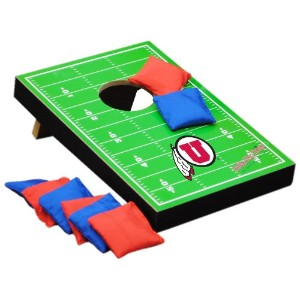 NCAAユタUtes Table Top Toss Game