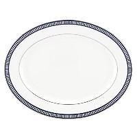 Lenox Sharon Sacks Escapade Oval Platter