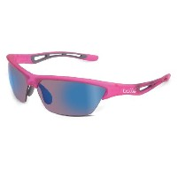 Bolle Tempest Sunglasses (Rose Blue , Satin Crystal Pink) by Bolle