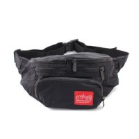 Packable Collection Alleycat Waist Bag【マンハッタンポーテージ/Manhattan Portage レディス, メンズ その他(バッグ) BLK ルミネ...