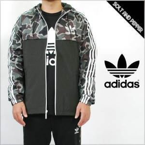 ADIDAS ORIGINALS CAMO REVERSIBLE WINDBREAKER JACKET CAMO BLACK WHITE アディダス オリジナルス カモ リバーシブル...