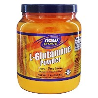 NOW Foods - L-グルタミン粉末 100 Pure -  (1 kg) - 35.3 海外直送