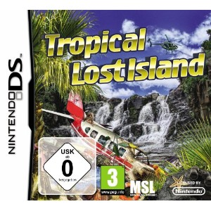 Tropical Lost Island. Nintendo DS