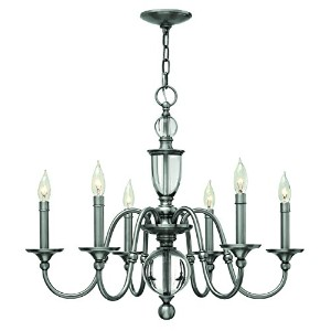 Hinkley 4956PL Eleanor Chandelier by Hinkley