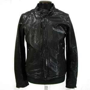 Rhyme(ライム) RH-7962 Leather Jacket