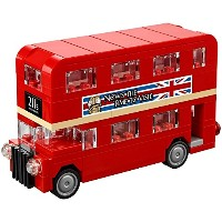 LEGO 40220 Creator Double Decker London Bus