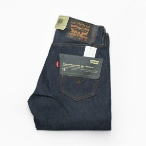 LEVI'S SKATEBOARDING リーバイス スケートボーディング SKATE 511 SLIM FIT 5POCKET RIGID INDIGO 95581-0001 MEN'S...