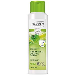 ラヴェーラ Organic Lemon Balm & Organic Mint Freshness & Balance Shampoo (For Oily Hair) 250ml/8.3oz並行輸入品