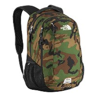 (ザ・ノースフェイス) The North Face Tallac Backpack 24L -バックパック[並行輸入品]Military Green Woodland Print/TNF Black