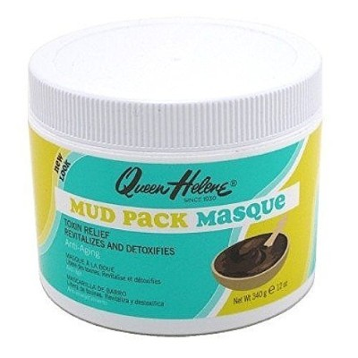 Queen Helene Mud Pack Masque 12oz (Pack of 2) [並行輸入品]