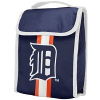 MLB Detroit Tigers Velcroランチバッグ