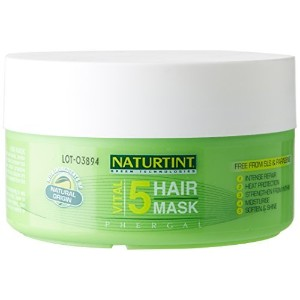 Naturtint 200 ml Vital 5 Hair Mask by Naturtint [並行輸入品]