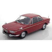 KK Scale 1:18 1965年モデル BMW 2000 CS クーペ1965 BMW 2000 CS Coupe Diecast Car Model 1/18 by KK Scale NEW