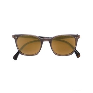Oliver Peoples - L.A. Coen サングラス - unisex - アセテート - 49