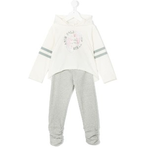 Lapin House - スウェットセットアップ - kids - Tactel - 5歳