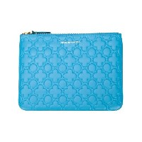 Comme Des Garçons Wallet - Colour Embossed B クラッチバッグ - unisex - レザー - ワンサイズ