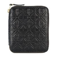 Comme Des Garçons Wallet - Classic Embossed A 財布 - men - レザー - ワンサイズ