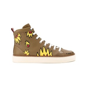 Bally - x Swiss Beatz スニーカー - men - カーフレザー/rubber - 42