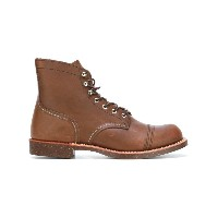 Red Wing Shoes - レースアップブーツ - men - カーフレザー/レザー/rubber - 9