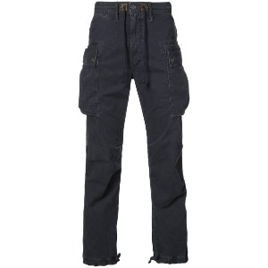 Rrl - cargo trousers - men - コットン - 30