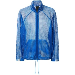 Adidas Originals By Alexander Wang - Mesh トラックジャケット - unisex - ポリエステル - S