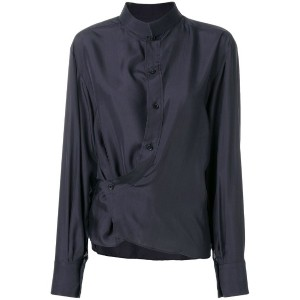Lemaire - シルク シャツ - women - シルク - 42