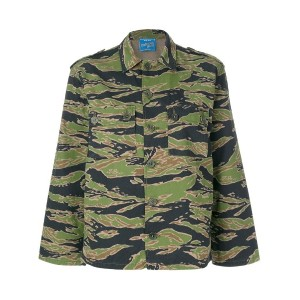 Mih Jeans - Golborne Road Collection Tiger Camouflage シャツ - women - コットン - XS
