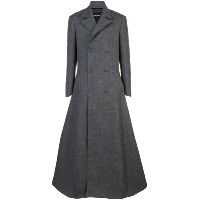 Y / Project - long double-breasted coat - men - ウール - S