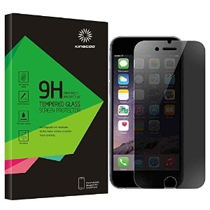 (iPhone 7 Plus 保護フィルム) iPhone 7 Plus Privacy Screen Protector KINGCOO iPhone 7 Plus Privacy Screen..