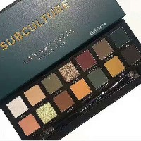 Subculture Makeup Eye Shadow Subculture Palette 14 Colors Eyeshadow Palette