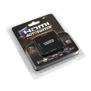 Third Party - HDMI Smart Auto Switch 1080 FULL HD - 4897017951083