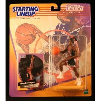 Sheryl Swoopes / Texas Tech Lady Raiders 1998 Edition College Basketball Starting Lineup &...