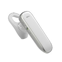 JABRA 国内正規品 新 BOOST 銀 白 世界屈指の補聴器メーカー企業 1年保証 WHITE SILVER ECO Package ワイヤレス Bluetooth ヘッドセット 片耳...