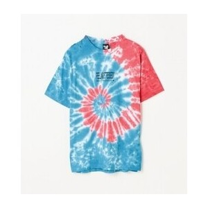 THE QUIET LIFE STRESSED OUT TIE DYE T SHIRTS タイダイ染めTシャツ【トゥモローランド/TOMORROWLAND メンズ Tシャツ・カットソー 36...