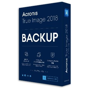 ソフトバンク Acronis True Image 2018 1 Computer Version Upgrade TRUEIMAGE20181PCUPGHD [TRUEIMAGE20181PCUPG...